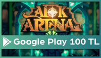AFK Arena Google Play 100 TL
