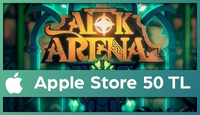 AFK Arena Apple Store 50 TL