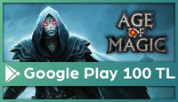 Age of Magic Google Play 100 TL