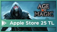 Age of Magic Apple Store 25 TL