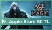 Age of Magic Apple Store 50 TL