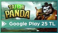 Taichi Panda Google Play 25 TL