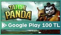 Taichi Panda Google Play 100 TL