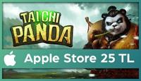 Taichi Panda Apple Store 25 TL