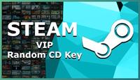 Steam V.I.P Premium Random Key