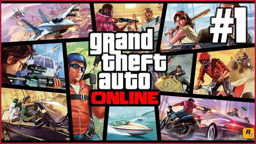 GTA Online'ın Yeni Güncellemesi İçin Video Yayınlandı !