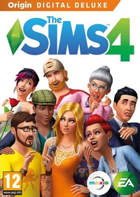 The Sims 4 Digital Deluxe Edition Origin
