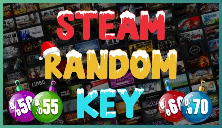 Gamebiyo Steam Random Key Yılbaşı İndirimi !