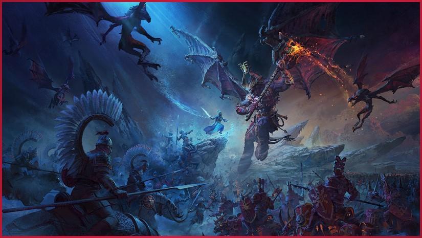 Total War: WARHAMMER III Duyuruldu !