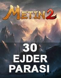 30 EP Ejder Parası