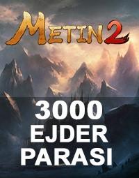 3000 EP Ejder Parası
