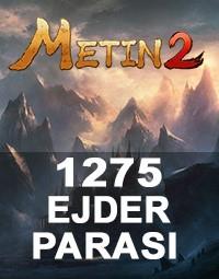 1275 EP Ejder Parası