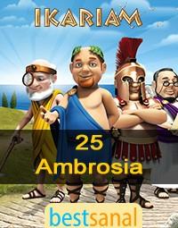 Ikariam 25 Ambrosia