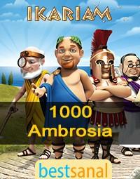 Ikariam 1000 Ambrosia