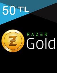 50 TL Razer Gold