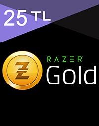 25 TL Razer Gold