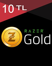 10 TL Razer Gold