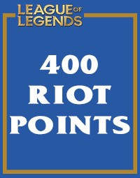 400 RP Riot Points