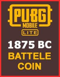 1875 PUBG Mobile Lite BC