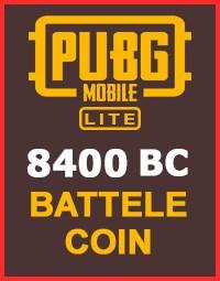 8400 PUBG Mobile Lite BC