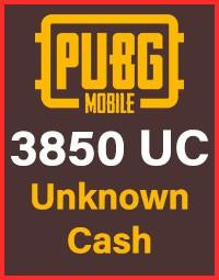 3850 PUBG Mobile UC