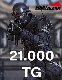 Point Blank 21.000 TG