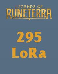 295 LoRa
