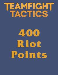 Teamfight Tactics 400