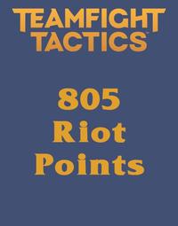 Teamfight Tactics 805