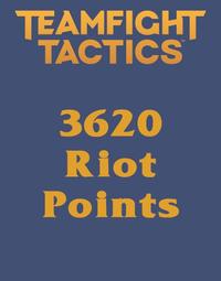Teamfight Tactics 3620