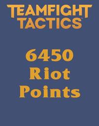 Teamfight Tactics 6450