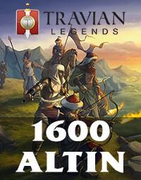 Travian Legends 1600 Altın