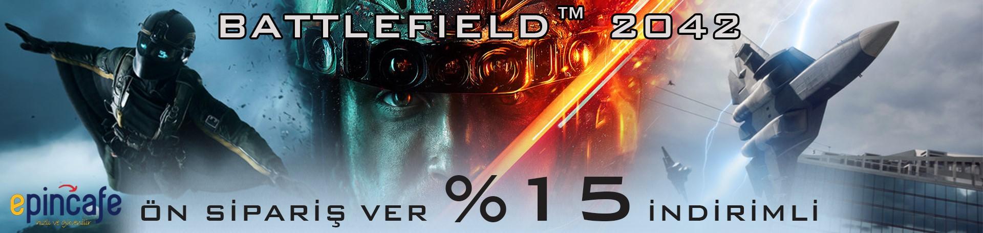 Battlefield™ 2042 için ön sipariş ver