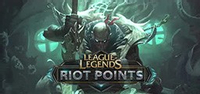 3620 RP Riot Points