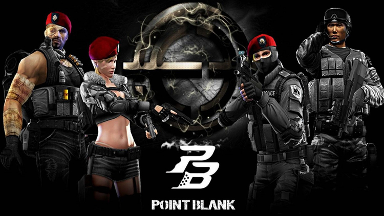 Point Blank TG
