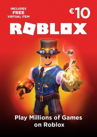 ROBLOX 10 USD (800 Robux)