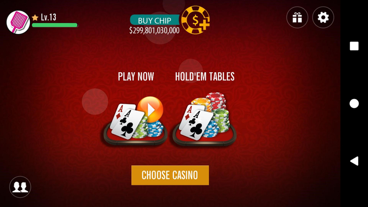 Enjoy Poker Chip