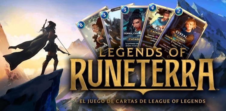 Legends of Runeterra LoRa
