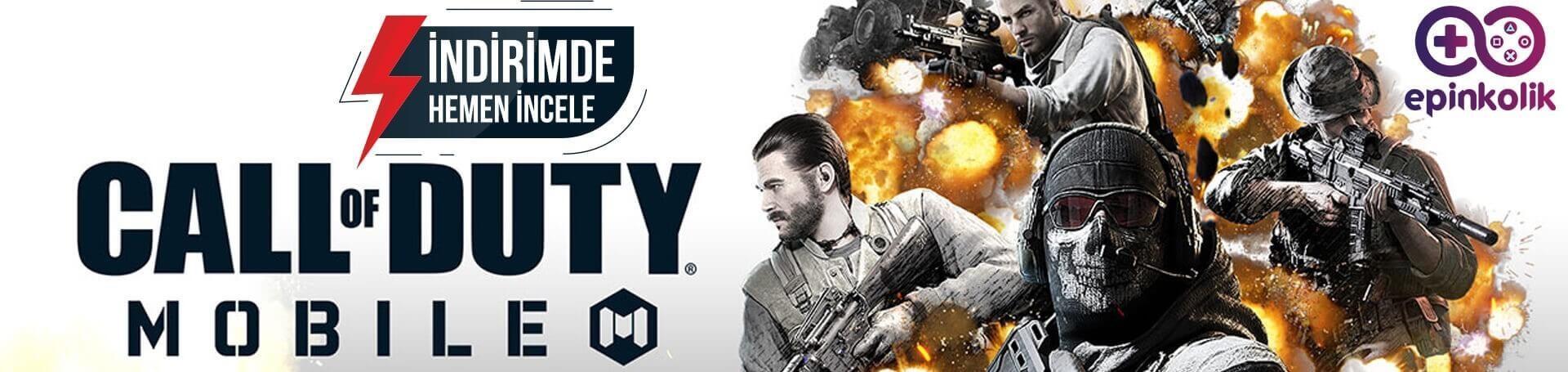 Call of Duty Mobile İçeriklerini İncele!
