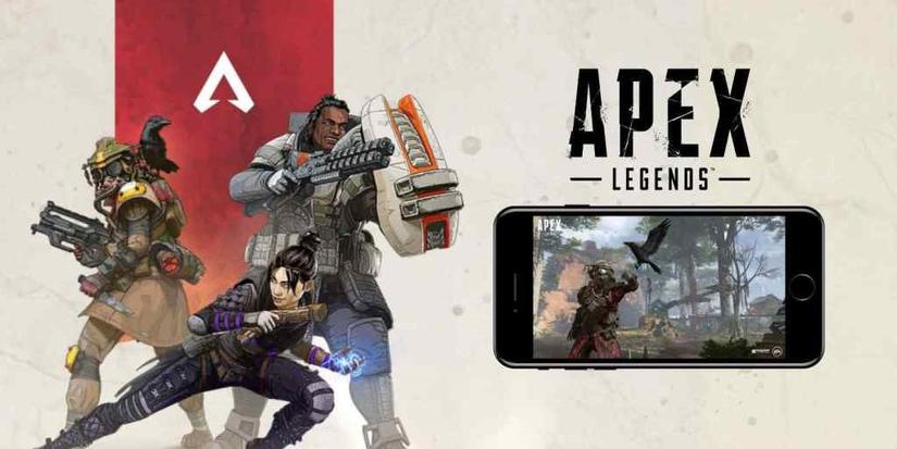 Apex Legend Mobile Beta Sürümü Aktif Edildi!