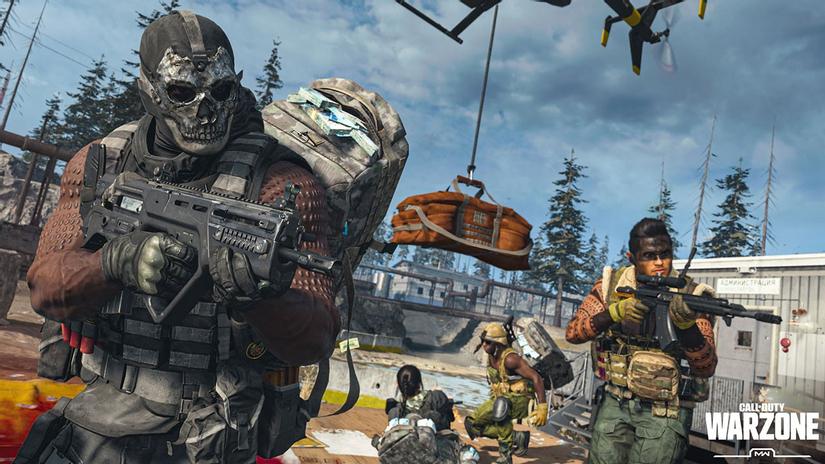 Call of Duty: Warzone 100 Milyon Oyuncuyu Geçti!