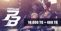 Point Blank 10.000 TG + 400 TG Bonus