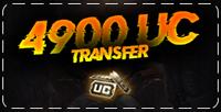 4900 PUBG Mobile UC Transfer ( KAMPANYALI )