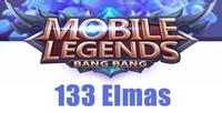 Mobile Legends 133 Elmas