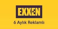 Exxen 6 Aylık Üyelik (Reklamlı)