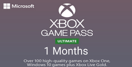 Xbox Live Game Pass Ultimate 1 Ay