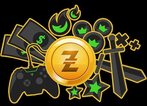 Razer Gold USD Pin