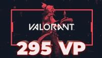 295 Valorant Points (TR)