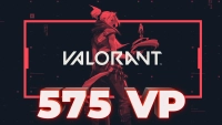 575 Valorant Points (TR)