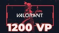 1.200 Valorant Points (TR)